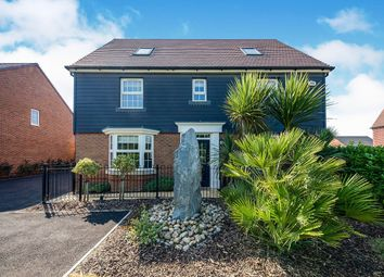 Thumbnail 5 bed detached house for sale in Stourmouth Road, Preston, Canterbury, Kent