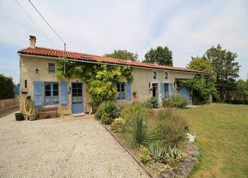 Thumbnail 3 bed property for sale in Loubille, Deux-Sèvres, France