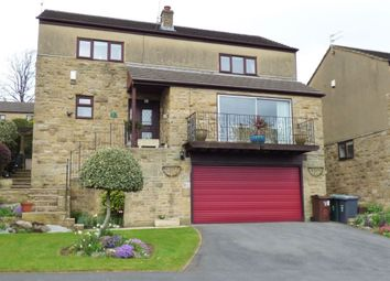 Thumbnail 4 bed detached house for sale in The Beeches, Baildon, Shipley