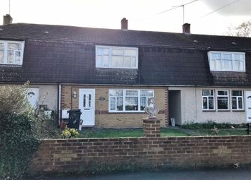 Thumbnail 3 bed terraced house for sale in Coronation Road, Wroughton, Swindon