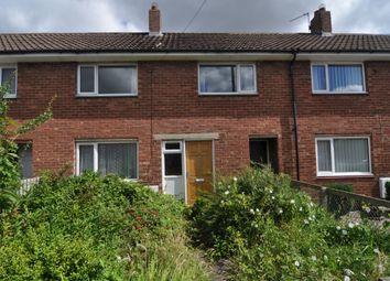 Thumbnail 2 bed terraced house for sale in Moorside, Spennymoor