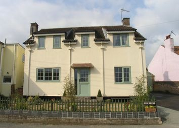 Thumbnail 3 bed detached house for sale in The Street, Wenhaston, Halesworth