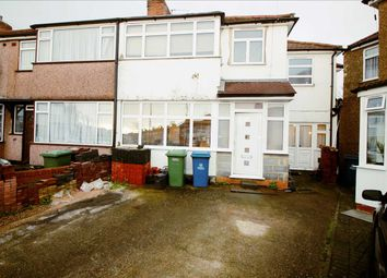 Thumbnail End terrace house for sale in Landseer Close, Edgware