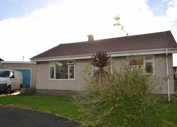 Thumbnail 2 bed bungalow for sale in Bymacan Close, Ballabeg, Castletown, Isle Of Man