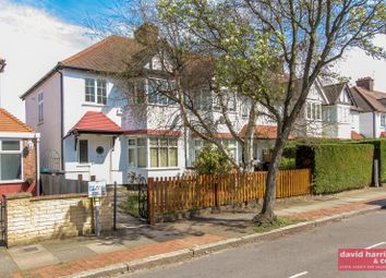 Thumbnail 3 bed semi-detached house to rent in Hervey Close, London