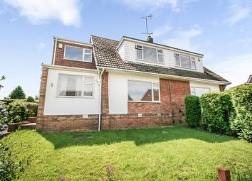 Thumbnail 3 bed semi-detached house for sale in Lansdown Close, Beeston, Nottingham