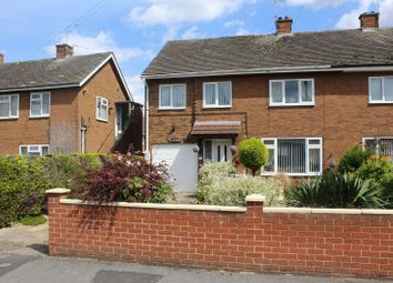 Thumbnail 4 bed semi-detached house to rent in Rose Lea, Retford