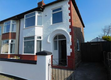 Thumbnail 3 bed detached house to rent in Queensway, Liverpool, Merseyside