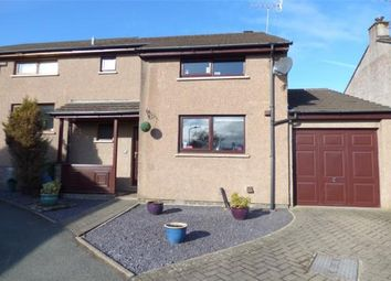 Thumbnail 3 bed semi-detached house for sale in Sedgwick Court, Kendal, Cumbria