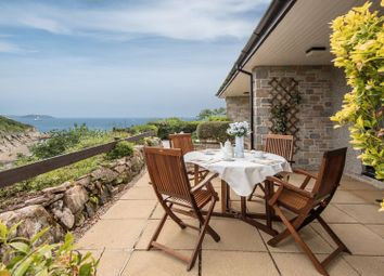 Thumbnail 2 bed flat for sale in The Crags, Maenporth, Falmouth