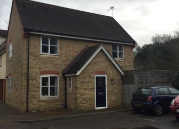 Thumbnail 4 bed link-detached house for sale in Hatcher Crescent, Colchester, Essex