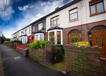 Thumbnail 2 bed terraced house for sale in Moy Road, Cardiff