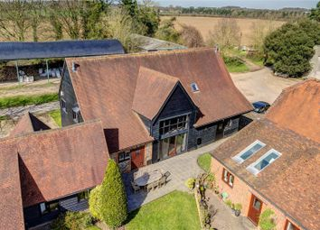 Thumbnail 5 bed barn conversion for sale in Widmere Lane, Marlow, Buckinghamshire