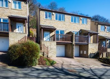 Thumbnail 3 bed semi-detached house for sale in Moorbottom Lane, Bingley, West Yorkshire
