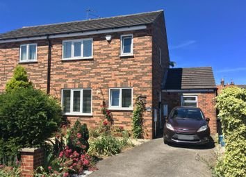 Thumbnail 3 bed semi-detached house to rent in St. Giles Close, Thirsk
