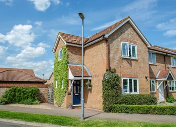 Thumbnail 3 bed semi-detached house for sale in Colwyn Close, Stevenage, Hertfordshire