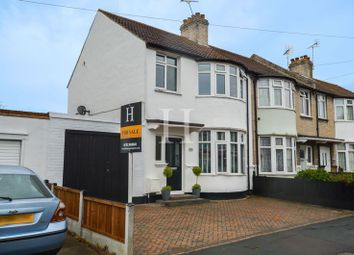 Thumbnail 3 bed end terrace house for sale in Central Avenue, Southend-On-Sea, Essex