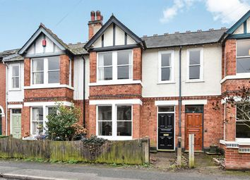 Thumbnail 3 bed terraced house to rent in Park Grove, Derby