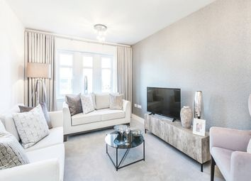 Thumbnail 3 bedroom end terrace house for sale in Eaglesham Road, Jackton