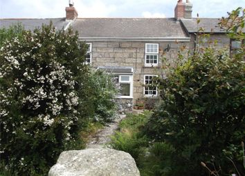 Thumbnail 2 bed terraced house for sale in St. Johns Terrace, Pendeen, Penzance, Cornwall