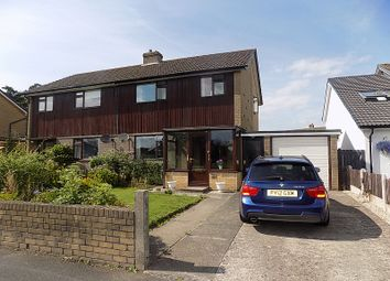 Thumbnail 3 bed semi-detached house for sale in Jackson Road, Houghton, Carlisle