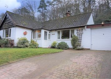 Thumbnail 3 bed detached bungalow for sale in Beech Hill, Bordon