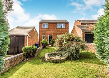Thumbnail 3 bed detached house for sale in Worral Close, Worsbrough, Barnsley
