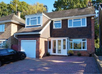 Thumbnail 4 bed detached house for sale in Alexandra Road, Chandlers Ford Eastleigh