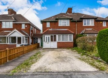 3 bed semi-detached house for sale in Yew Tree Road, Shelfield, Walsall, West Midlands WS4