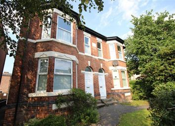 Thumbnail 3 bed flat for sale in Bramhall Lane, Stockport, Cheshire