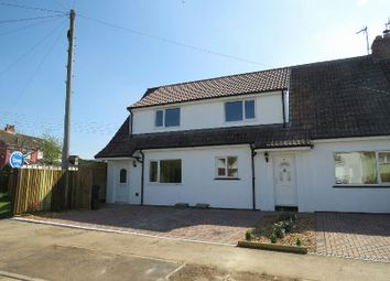 Thumbnail 2 bedroom end terrace house for sale in Homefield Close, Winscombe