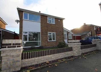 Thumbnail 4 bed detached house for sale in Crowland Close, Ipswich