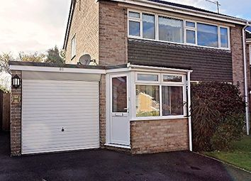 Thumbnail 3 bed detached house for sale in Manor Gardens, Warminster