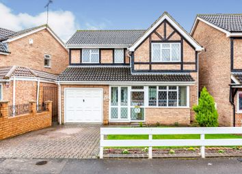 Thumbnail 4 bed detached house for sale in Portland Close, Burnham