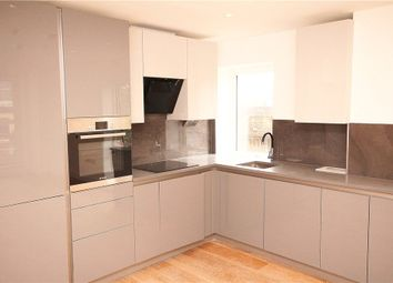 Thumbnail 1 bed flat to rent in Lita House, 37 Station Road, London