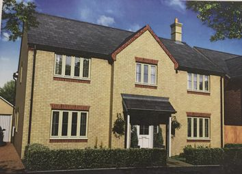 Thumbnail 4 bed detached house for sale in The Bath Thorney Meadows, Peterborough