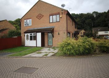 Thumbnail 1 bed semi-detached house to rent in Perkins Close, Greenhithe
