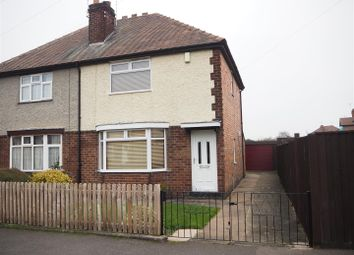 Thumbnail 2 bed semi-detached house for sale in Marton Road, Newark