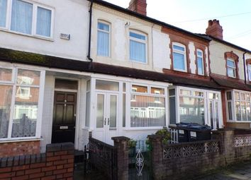 Thumbnail 2 bed terraced house for sale in Milner Road, Selly Park, Birmingham, West Midlands
