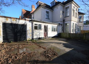 Thumbnail 1 bed flat for sale in Walpole Road, Boscombe, Bournemouth, Dorset
