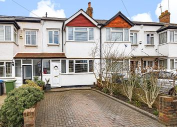 Thumbnail 3 bed terraced house to rent in Cavendish Road, New Malden