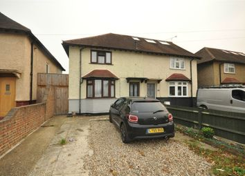 Thumbnail 2 bed semi-detached house to rent in Molesey Road, Hersham, Walton-On-Thames, Surrey