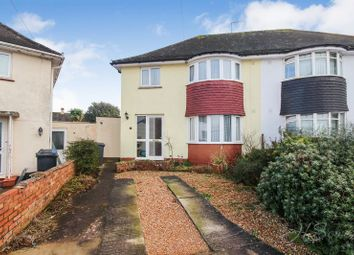 Thumbnail 3 bed semi-detached house for sale in Severn Road, Torquay