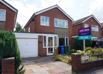 Thumbnail 4 bed semi-detached house to rent in Warwick Court, Manchester