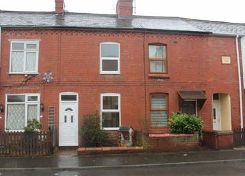 Thumbnail 2 bed terraced house to rent in York Street, Oswestry