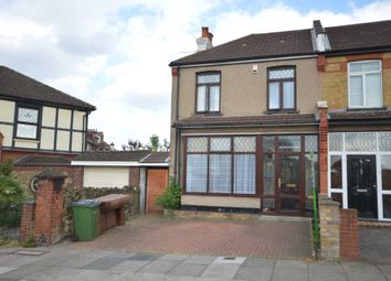 Thumbnail 3 bed end terrace house for sale in Howarth Road, London