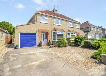 Thumbnail 3 bed semi-detached house for sale in Bessemer Close, Rodbourne Cheney, Swindon, Wiltshire