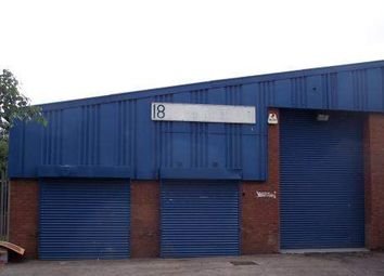Thumbnail Warehouse to let in 18 Cornwallis Road, West Bromwich