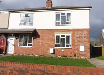 Thumbnail 3 bedroom end terrace house for sale in Chaucer Road, Mexborough
