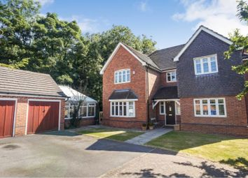 Thumbnail 5 bed detached house for sale in Shepherds Way, Sudbrooke